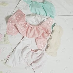 Other - Handmade cloth diapers with organic bamboo inserts